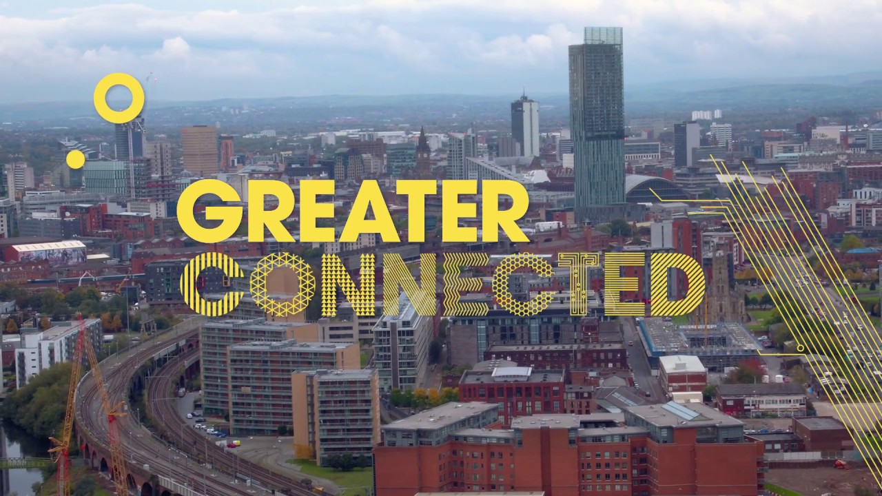 Greater Connected - YouTube