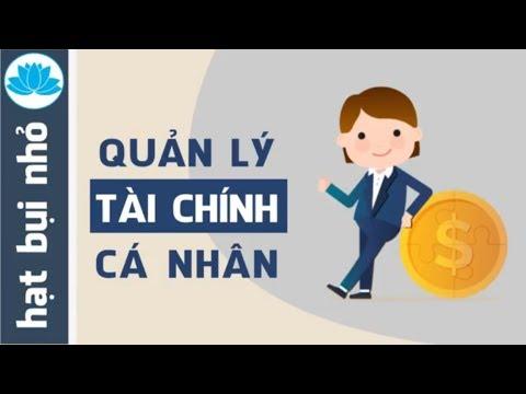Kỹ năng quản lý tài chính cá nhân | HatBuiNho