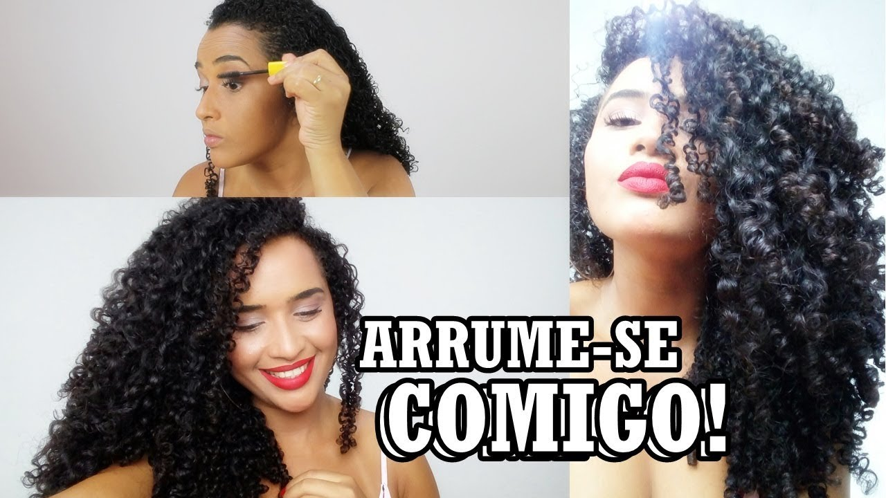 MAKE + LOOK PRO NATAL | DRI NASCIMENTO - YouTube
