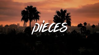hauhwii - pieces (Lyrics) feat. Yung Trench