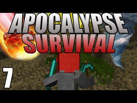 Minecraft ULTIMATE APOCALYPSE Modded Survival 2.0 - Rebuilding the World! Episode 7