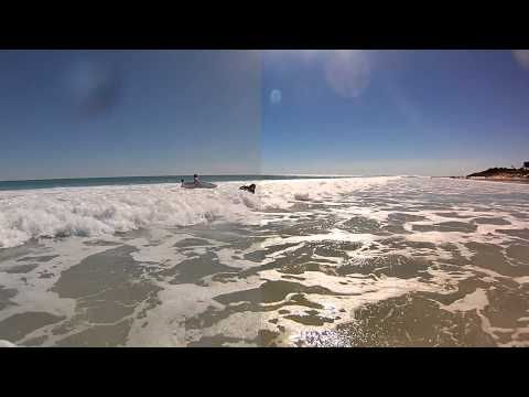 Surf in Broome---Western Australia