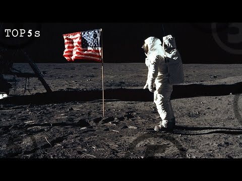 5 Most Believed Apollo 11 Moon Landing Conspiracies