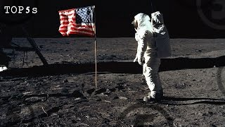 5 Most Believed Moon Landing Conspiracies