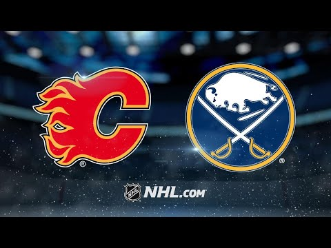 Balanced attack leads Flames to 5-1 rout of Sabres