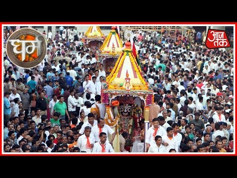 Dharm: Jagannath Rath Yatra In Ahmedabad Today