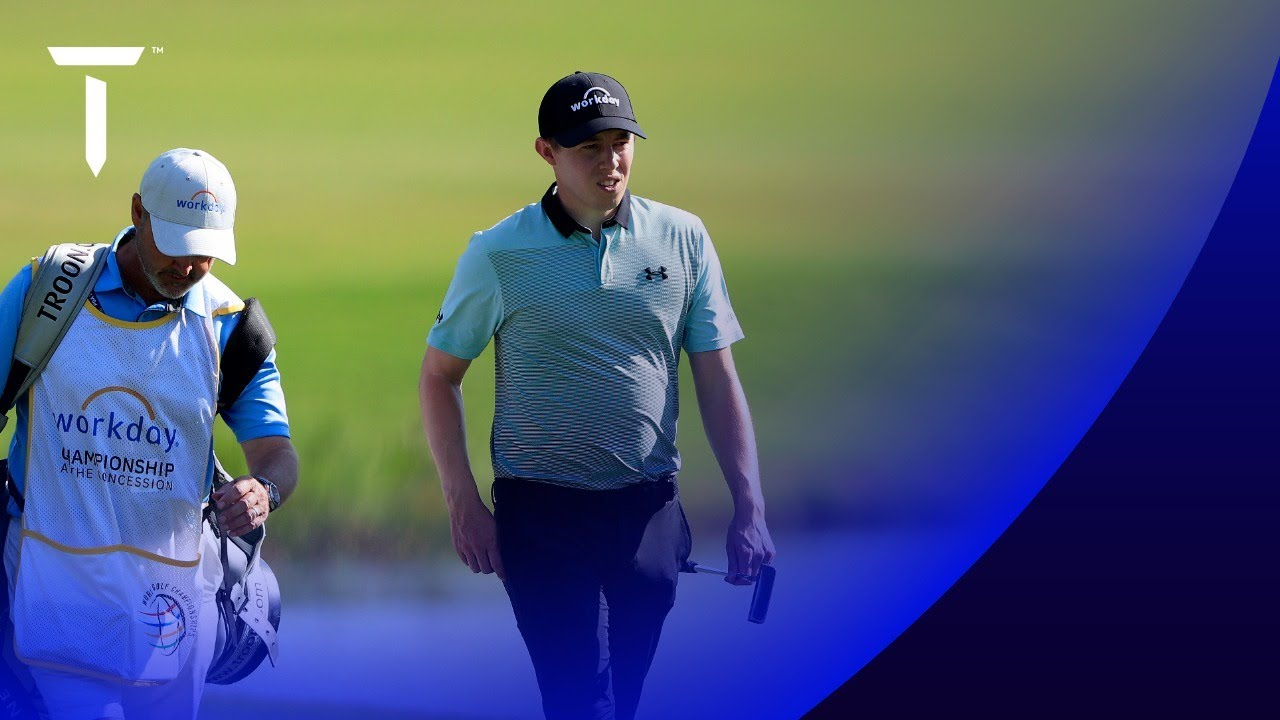 Matt Fitzpatrick shoots 66 to co-lead | Round 1 Highlights | 2021 WGC-Workday Championship