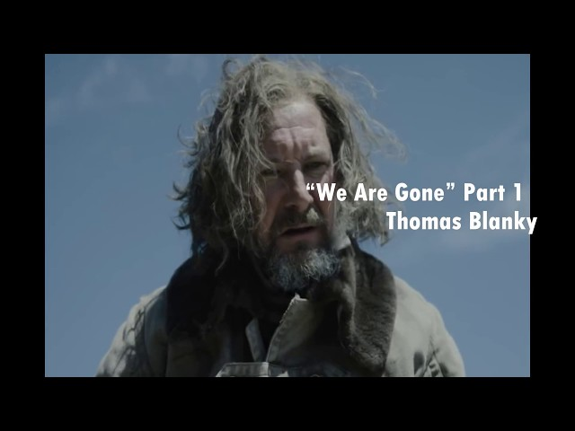 "Talking: The Terror  ""We Are Gone"" Part 1 - Thomas Blanky"