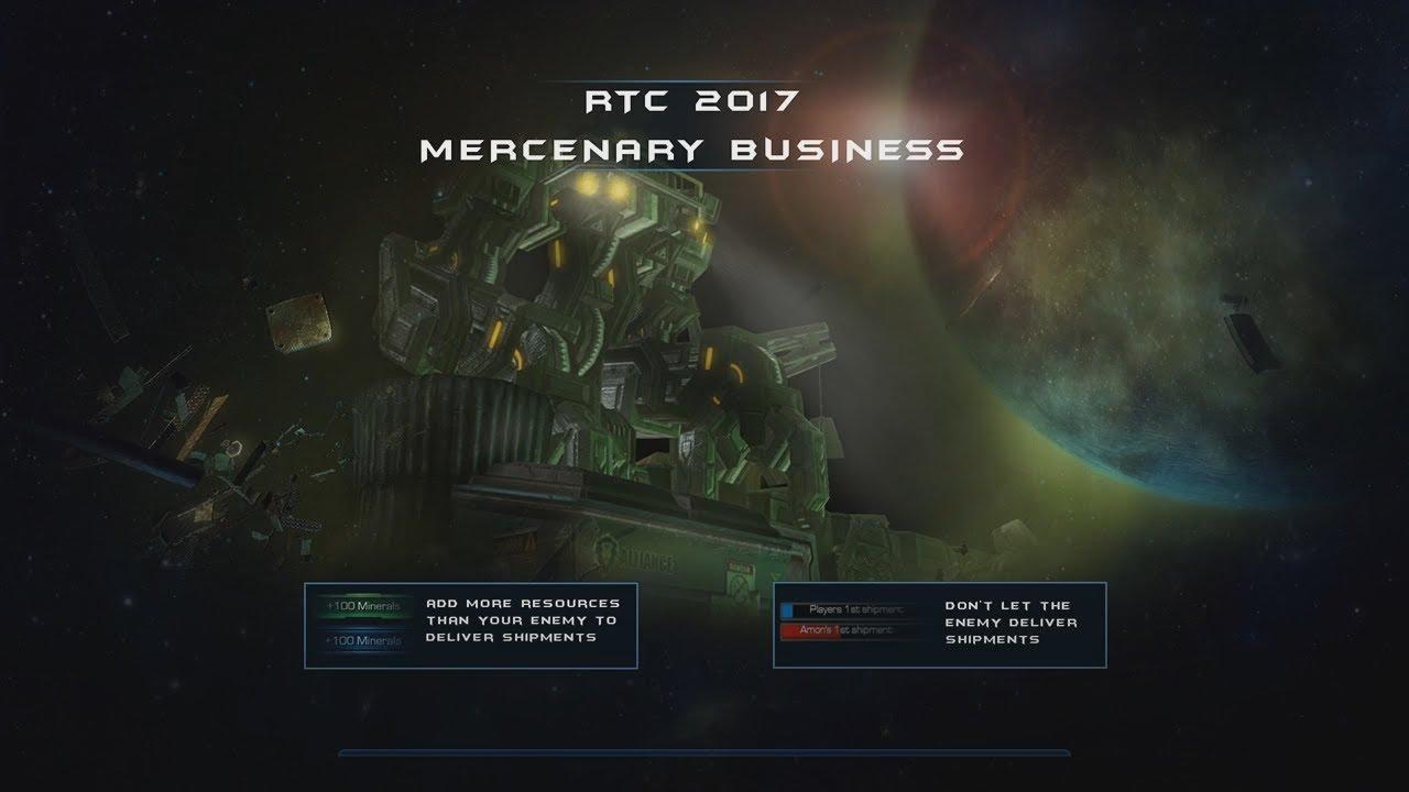 Mercenary Business - COOP MAP - Rock The Cabinet 2017 Contest ...