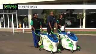 Green Machine: Waterless Carwash