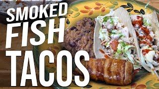 Smoked Fish Tacos
