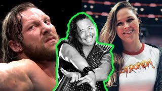 Kenny Omega SLAMS WWE? Ronda Rousey Backlash! Going in Raw Pro Wrestling News Podcast