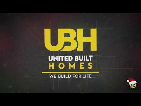 United Built Homes Christmas 2018