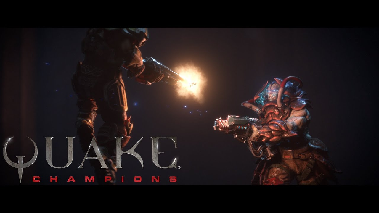 Quake Champions large scale tech test: May 12-21