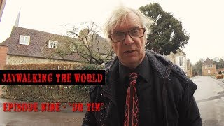 """Jaywalking the World - 009 - """"Tim Smith of CARDIACS gets his honorary Doctorate of Music"""".mp4"""