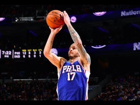 J.J. Redick | Highlights vs Pacers (11.03.17) 31 Pts, 6 Asts, 3 Rebs