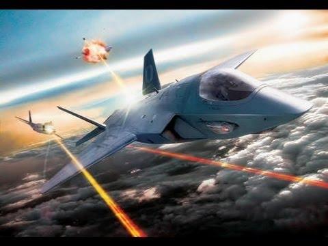 Лазерное оружие -