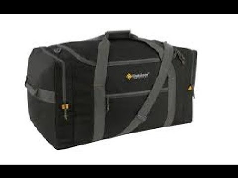 Survival Unlimited Outdoor Products Medium Mountain Duffle Bag Review And Special Announcement