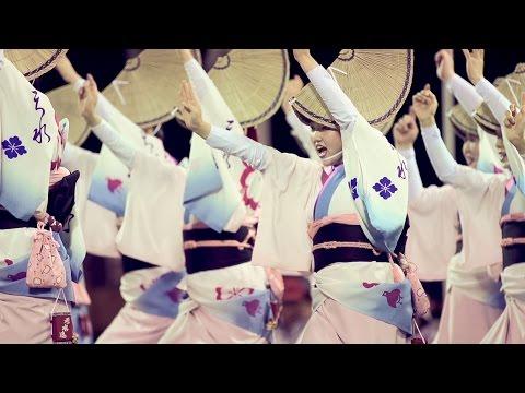 徳島は宣言する。  世界に誇れる文化を発信することを。