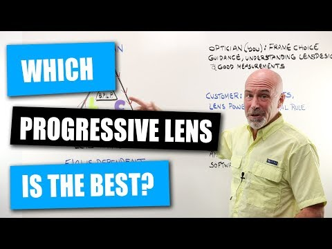 Which Progressive Lens Is The Best?