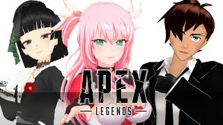 [LIVE] 【Apex Legends】AIMの神に取りつかれてしまった・・・