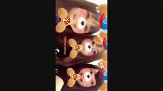 201711 AKB48 阿部マリア インスタストーリーまとめ @_abedesu.