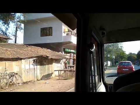 Way to Namsai , Arunachal Pradesh.