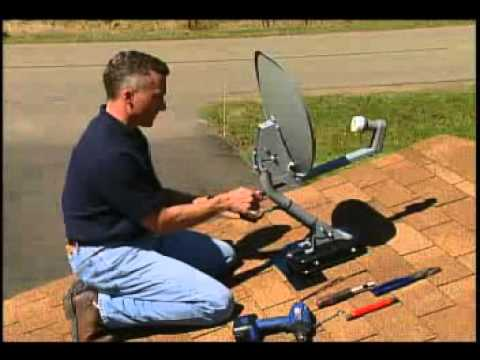 Commdeck - Dish Installation Video | RSTC Enterprises