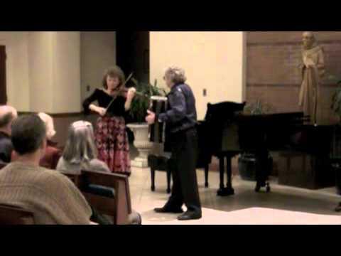 Marta Szlubowska and Janusz Szlubowski (daughter-father duo) plays the beloved Monti's Czardas