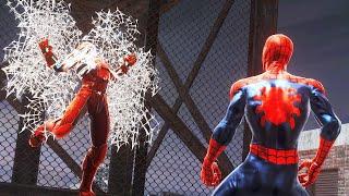 ПОЙМАЛИ СНАЙПЕРОВ Володя в Человек Паук Паутина Теней Прохождение Spider Man Web of Shadows