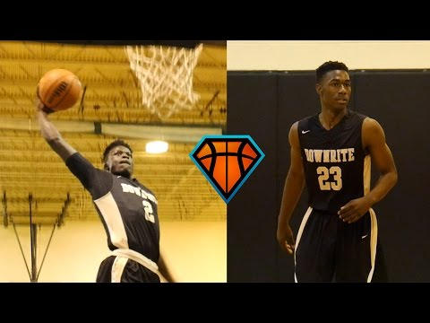 Zack Dawson & Kaevon Tyler Lead South Miami Over A Tough Westminster Squad At The MLK Fall League!!
