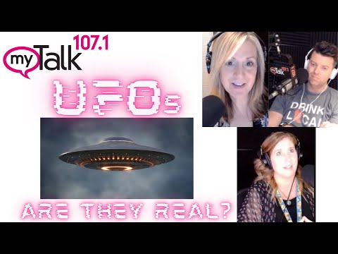 Are #UFOs real? Are we alone?