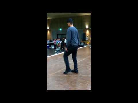 ABORIGINAL AUSTRALIAN VS NEPALESE STUDENT DANCE
