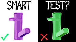 How Smart Are You? (TEST) by : AsapSCIENCE