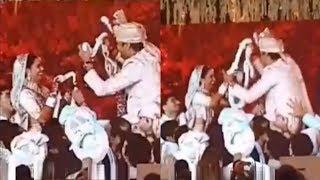 Isha Ambani And Anand Piramal Jaimala Ceremony - Wedding Video Live