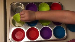 Reusable Silicone Baking Cups (Cupcake Liners)