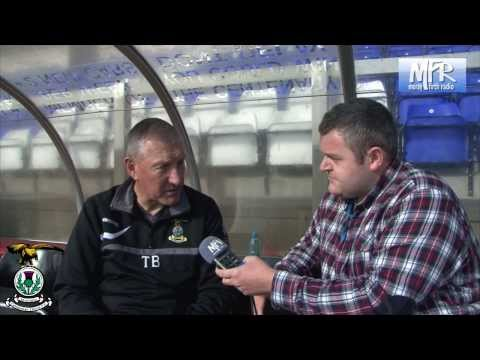 Terry Butcher post match Interview v Motherwell, 18/08/2013