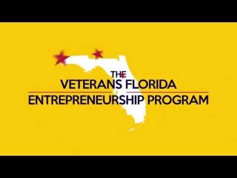 Veterans Florida Entrepreneurship Program