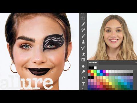 Maddie Ziegler Photoshops Herself Into 7 Different Looks | Allure