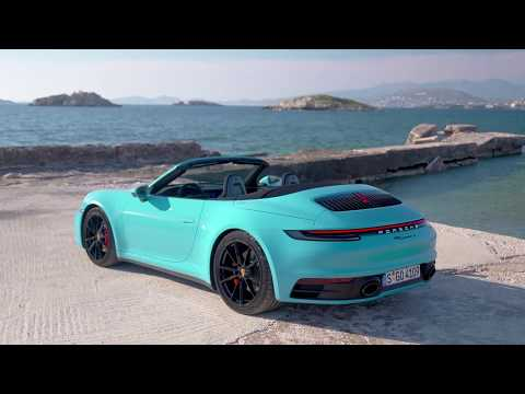 NEW 2020 – Porsche 911 Carrera 4S Super Sport – HD