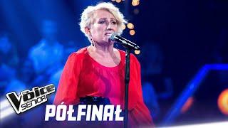 """Jadwiga Kocik - """"Nie Ma, Nie Ma Ciebie"""" - Półfinał - The Voice Senior 1"""