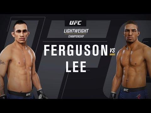 UFC 216 - Ferguson vs Lee / Johnson vs Borg
