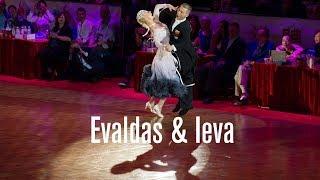 2014 World Cup STD Chengdu | Evaldas & Ieva | DanceSport Total