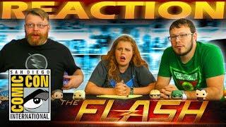 The Flash Season 4 Trailer REACTION!! SDCC 2017