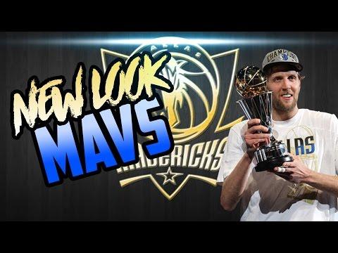 RETIRING A CHAMP! REBUILDING THE NEW LOOK MAVERICKS! NBA 2K17 My League