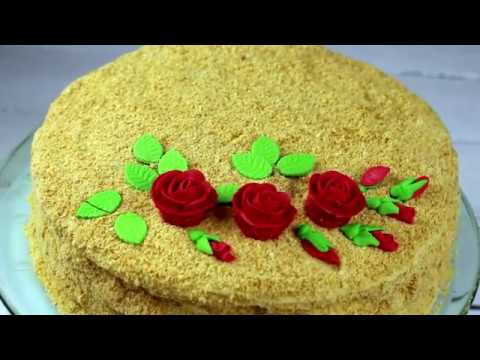 Рецепты от сталика торт наполеон