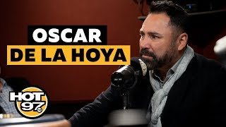 Oscar De La Hoya On Dana White Beef, Mayweather, Going Into MMA & Canelo/GGG 3