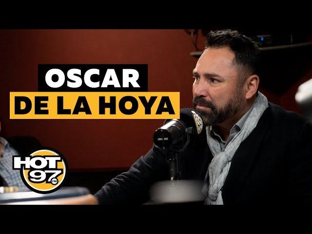 Oscar De La Hoya On Dana White Beef, Mayweather, Going Into MMA & Canelo/GGG 3