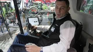AGRITECHNICA 2019: Fendt IdealDrive - ten kombajn prowadzi się bez kierownicy! | FARMER.PL