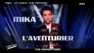 MIKA - COACH (Funny moments | Eng sub)